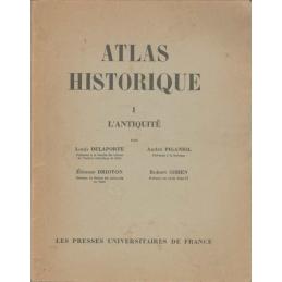 Atlas historique. I L'antiquité