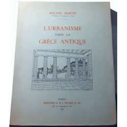 L'Urbanisme dans la Grèce antique