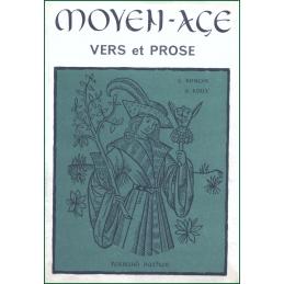 Moyen Age, vers et prose