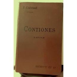 Contiones latinae