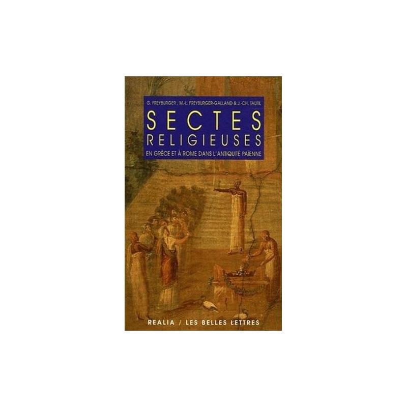 Sectes religieuses en Grèce et à Rome dans l'antiquité païenne
