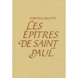 Les épîtres de Saint Paul (replacées dans le milieu historique des Actes des Apôtres)
