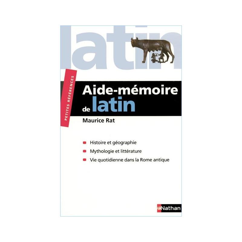Aide-Mémoire de Latin