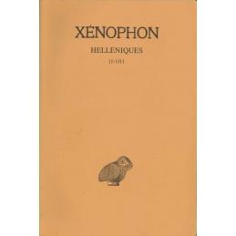 Helléniques - tome I : livres I-III