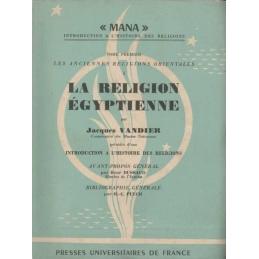 Tome Ier. Les anciennes religions orientales : I. La religion égyptienne