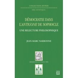 Démocratie dans l'Antigone de Sophocle. Une relecture philosophique