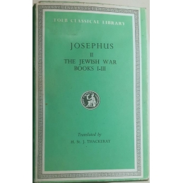 The Jewish War-II-books I-III
